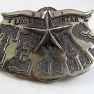 1980 Lone Star Texas Belt Buckle by GABCo 102517