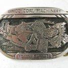 1994 Elmco Coal Machinery Boriing Machine Belt Buckle By Prazen 4116