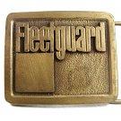 Vintage FLEETGUARD Trucks Belt Buckle By CD HIT Made In USA 112717
