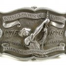 1976 Ring The Bell For Freedom Belt Buckle By REYNOLDS METALS 22017