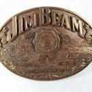 Jim Beam Sour Mash Kentucky Straight Bourbon Whiskey Belt Buckle USA 5316