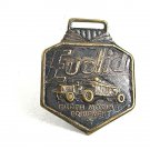 Vintage EUCLID Earth Moving Equipment Watch Fob 10617