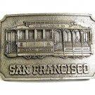 1975 San Francisco Trolley Car Powell & Masons Sts By KINNEY 82917