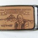 NRA Whittington Center Honors Harlon B. Carter Belt Buckle 5516