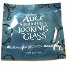 ALICE THROUGH THE LOOKING GLASS Pin & Post Mint In Plastic 121616