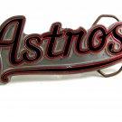 Houston Astros Belt Buckle 2192014