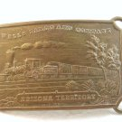 Wells Fargo & Company Arizona Territory Belt Buckle