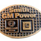 Vintage Smith GM Power Belt Buckle