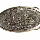 1981 Kendall Refining Co Belt Buckle By Great American Buckle Co 111814