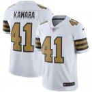 41 Alvin Kamara New Orleans Jersey Football Jerseys White