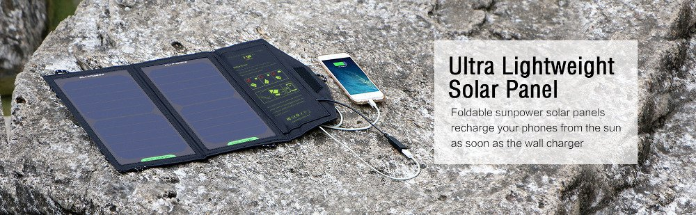 Portable Solar Battery (Phone)