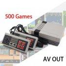 Classic NES Console Mini - 500 Games