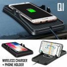 2 in 1 QI Wireless Charger