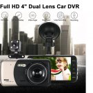 Dual Len Car Dash Cam FHD 1080P Dashboard Camera