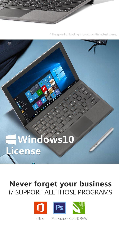 VOYO Intel I7  3865U (new)