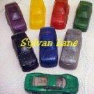 Mini Race Car Emu Oil Soap (4) Set Asst.  Sylvan Lane
