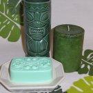 Hawaiian Sandalwood Emu Oil Soap Victorian Bath Bar