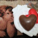 Chocolate Diva  Emu Oil Heart Soap Gift Set Sylvan Lane