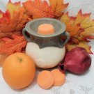 Orange Pomegranate  Soy Wax Tarts 3 Piece Set