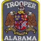 Alabama State Police Trooper Shoulder Patch