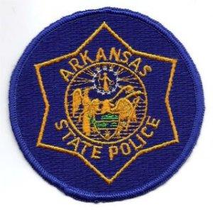 Arkansas State Police Patrol Shoulder Patch