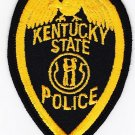 Kentucky State Police Patrol Badge Hat Patch