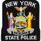 New York State Police Patrol Shoulder Patch