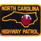 North Carolina State Police Highway Patrol Shoulder Patch