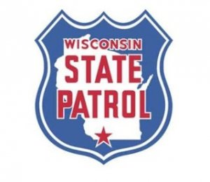 Wisconsin State Police Highway Patrol Mini hat badge Patch