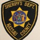 Sheriffs Department Nassau County NY police uniform shoulder patch