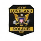 City of Loveland Ohio Police Department clermont Hamilton patch