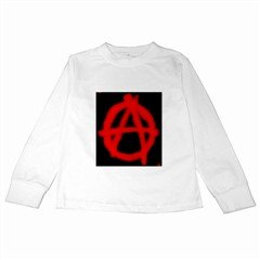 Anarchy Kids Long Sleeve T-Shirt, goth, punk, emo