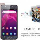 """5.0"""" Dual SIM Quad Core Android 8.1 Smart Mobile Cell Phone Unlocked"""