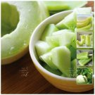 25 Seeds Large, sweet & fragrant Melon Green Bailan Honeydew