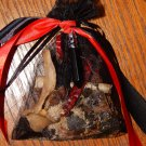 In the Tomb Mojo Bag - Hoodoo Mojo Bag - Gris Gris - Amulet - Talisman