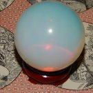 Large OPALITE ORB - Opalite Gemstone Sphere - 40mm Gemstone Crystal Ball - Man Made Opal Orb