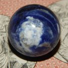 Genuine SODALITE ORB - Natural Sodalite Sphere - 30mm Gemstone Crystal Ball