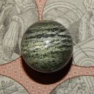 Genuine CHRYSOTILE Sphere - Natural Chrysotile Orb - 30 mm Gemstone Crystal Ball
