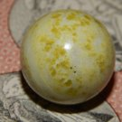 Genuine SERPENTINE ORB - Natural Serpentine Sphere - 30mm Gemstone Crystal Ball