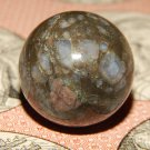 Genuine LLANTITE JASPER ORB - Natural Llantite Jasper Sphere - 30mm Gemstone Crystal Ball