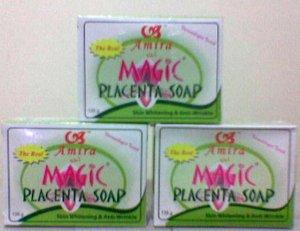 Amira Placenta Soap