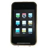 "2.8"" LCD Digital Mini MP4 Player 1GB(Touch Screen)"