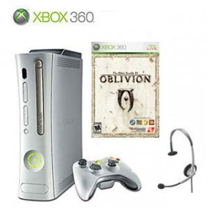 Microsoft XBOX 360 Premium+ Elder Scrolls:Oblivion