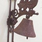 Antique Bell Wall Cast Iron Doorbell Campanellla Antique R203