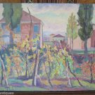 Landscape Countryside Style Impressionist Painting Antique Painting Oil Painting