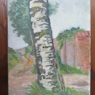 Painting Vintage Modern Antiques Oil on Linen Original with Warranty p10