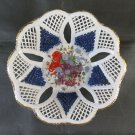 Centerpieces Porcelain Trash Can Trays Mesh Vintage with Free