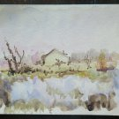 Small Painting To Watercolour Sketch Studio For landscape Autumn P14