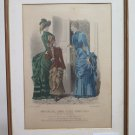 Incision Antique Fashion Feminine Moniteur Des Dames Et Demoiselles' 28.2oz31