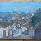 View of A Old Borgo Of Province Spanish Style Impressionist MD4